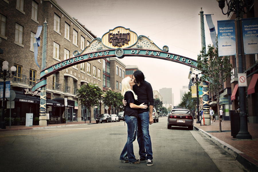 Jessica Amp Nick Engagement Session San Diego Wedding Photographer Downtown San Diego 187 San