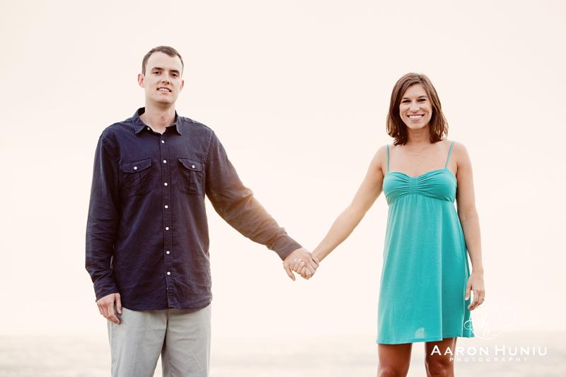 Kate + Michael | Engagement Session | Windansea Beach, La ...