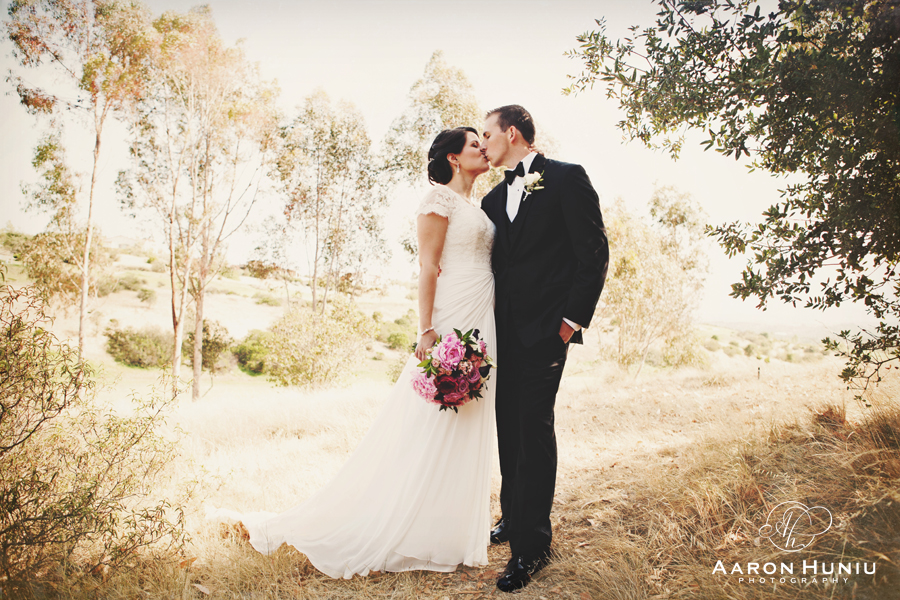 Saint Therese of Carmel Catholic Church & The Santaluz Club Wedding | Bae + John | San Diego ...
