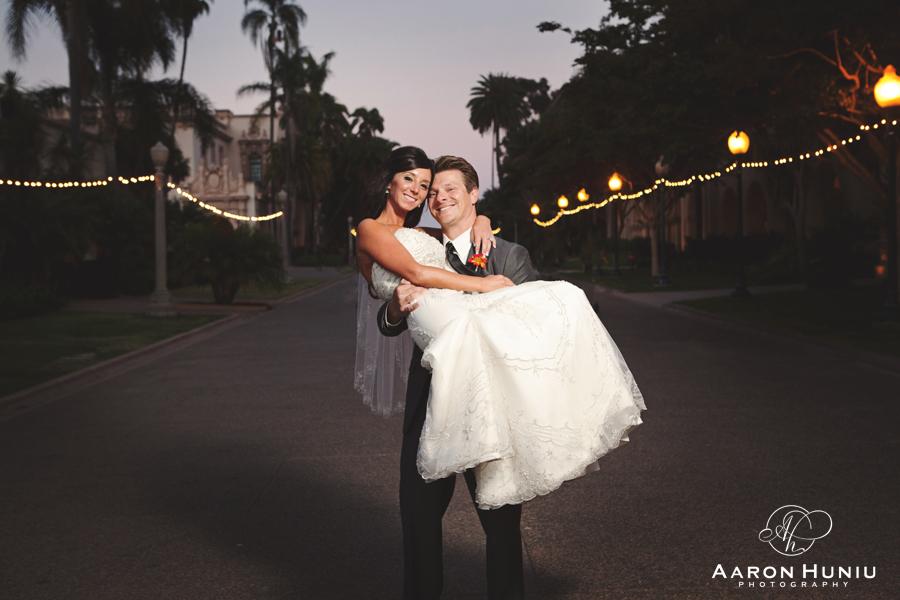 The Prado At Balboa Park Wedding